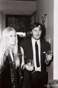 1969  Schoberova Olinka Jakubisko Milan ©Foto Peter Prochazka SPP