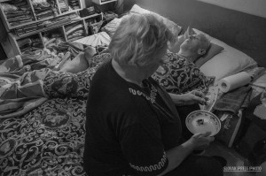 Laura Wittek - posledný rok s otcom
