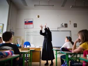 Tomáš Benedikovič - Jeden deň v kláštore